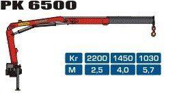 Palfinger PK6500 STD