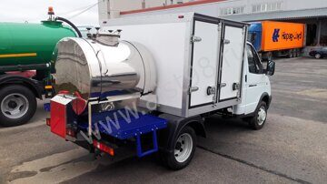 ГАЗ-3302 фургон с цистерной